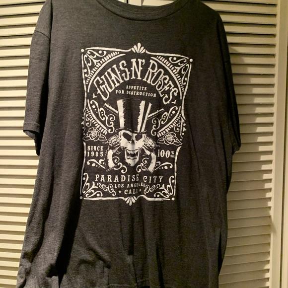 Other - Guns N Roses T Shirt